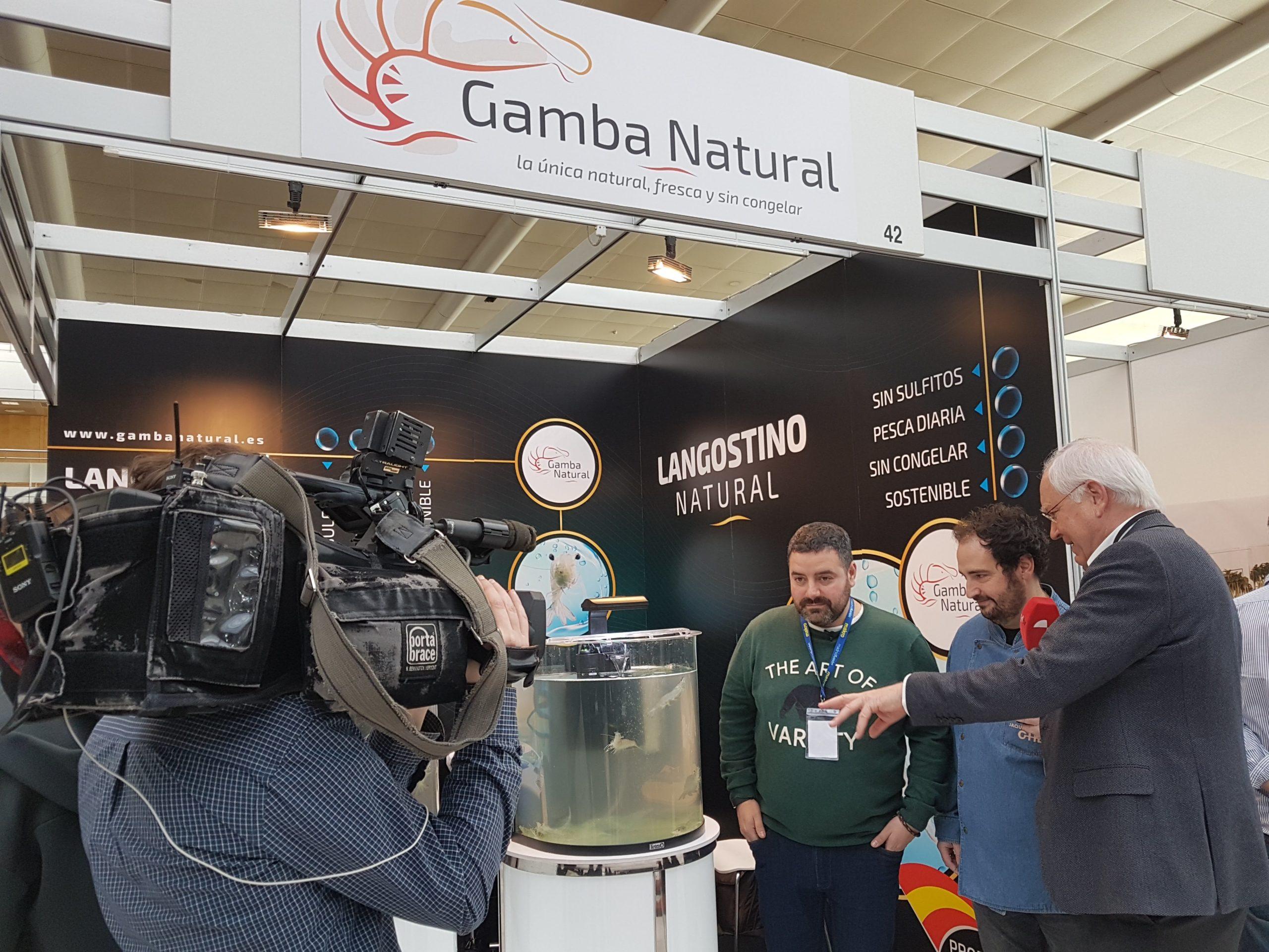 Gamba Natural - Madrid Fusion
