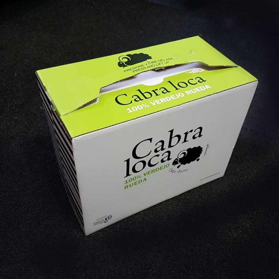 Cabra loca - Packaging