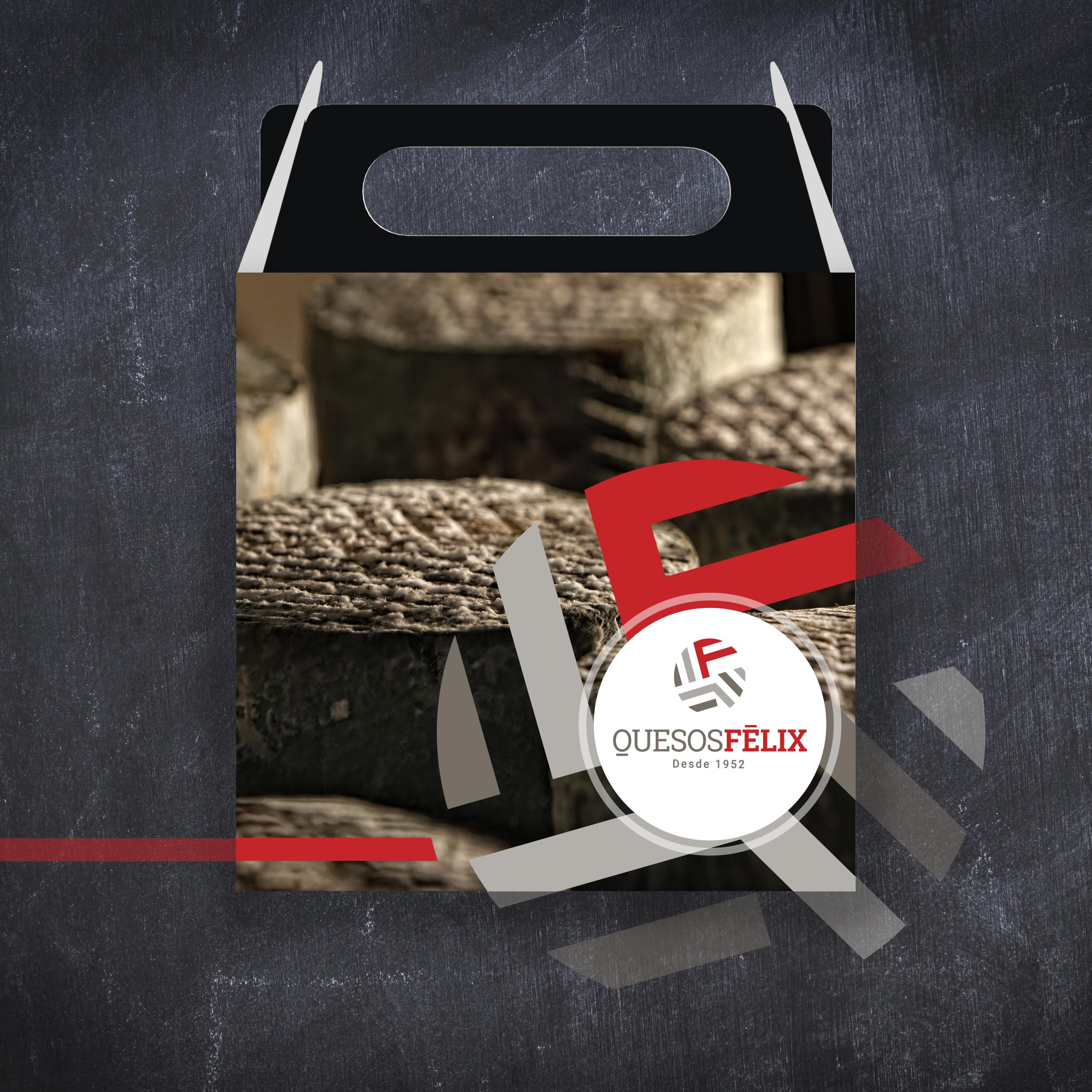 Quesos Félix - Caja regalo